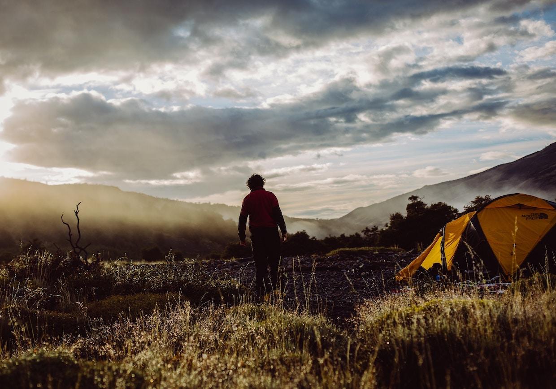 camping gear boulder